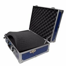 Messgerätekoffer mit Schaumstoff Aluminium Alu Foto koffer Rasterschaum (60240)