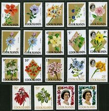 Cook Islands   1967-69   Scott # 199-220    Mint Lightly Hinged Set