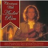 Andre Rieu-Christmas With Andre Rieu CD