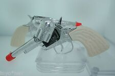 NEW Western Cap Gun Pair of 2 Cap Guns Paper Roll Caps Classic Toy Guns 10016