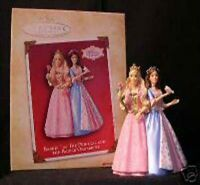Hallmark Keepsake Barbie The Princess & the Pauper Orna