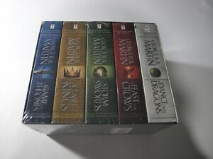 Livre Game Of Thrones George R.R. Martin Neuf