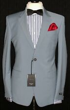 BNWT MENS PAUL SMITH LONDON THE BYRAD FIT 2018 EDITION BABY BLUE SUIT 40R W34