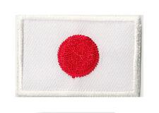 Ecusson patche patch badge Nippon Japon Japonais 45x30 mm brodé thermocollant