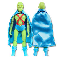 Super Powers Retro Figures Series 3: Martian Manhunter  [Loose Factory Bag]