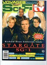 WoW! Sci-Fi Tv #7 Crusade! Stargate Sg-1! Star Trek: Deep Space Nine! Lexx!