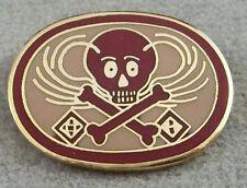 US Army 7th Ranger Battalion Pin  / Clutchback
