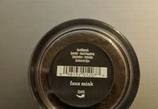 BareMinerals Bare Minerals Eye Shadow Loose Powder Pigment Faux Mink 0.02 Oz New