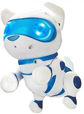 ROBOT DOG saltando Puppy Toy vocale touch programma SIT BEG cantare Interactive Pet