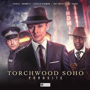Torchwood Soho #01:  Parasite (BigFinish CD)