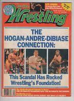 Inside Wrestling  April 1988 Hulk Hogan Andre the Giant DiBiase