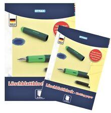 Löschblattblock Top A5 Block A 20 Blatt