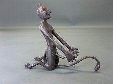 Akt Bronze Teufel 200 Gramm Lucifer 13 cm  x 11 cm