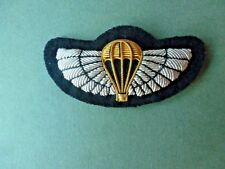 Special Air Service para qualification wing