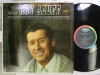 Country Lp Roy Acuff The Great Roy Acuff On Capitol