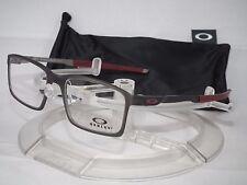 22ee3fa13a NEW OAKLEY STEEL LINE S Eyeglasses RX FRAME OX8097-0252 Matte Black Ink 52mm