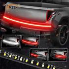 60 Led Strip Tailgate Light Bar Reverse Brake Signal For Chevy Ford Dodge Truck