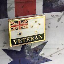 RAN*Navy Veteran Lapel Pin *Remembrance Day * ANZAC Day*NEW