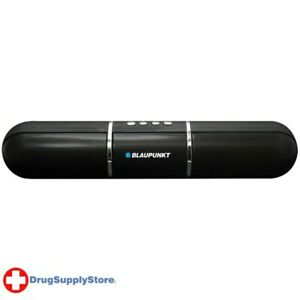PE Bluetooth(R) LED Capsule Speaker with FM Radio