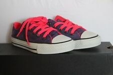 CONVERSE - All Star CT OX Basket NIGHTSHADE Violet Rose 642822F 28 FR neuf