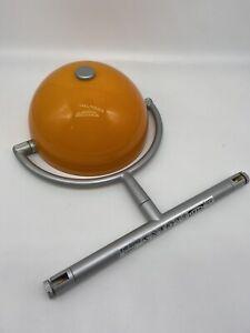 Ikea Norrsken Monika Mulder Halogen Strahler/Spot (orange) Seilsystem, gebraucht