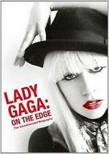 Lady Gaga On the Edge - The Unauthorized Biography - UK Region 2 Compatible DVD
