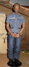 1/6 Scale POP Toys Race Driver - Frankenstein figure Loose in Prison gear