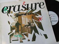 "Erasure-Sometimes-12 MUTE 51-Vinyl-12""-Single-Record-1980s"