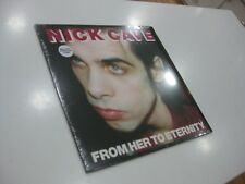 NICK CAVE LP FROM HER TO ETERNITY 2014 SEALED