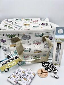 Adventure Weekend Away Gift Box With Cool Bag - New - Motorhome - Camper Van