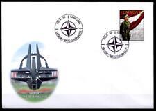 NATO-Beitritt. SoSt. Lettland 2004