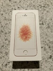Apple iPhone SE - 16GB - Rose Gold (Sprint) A1723 (CDMA + GSM)