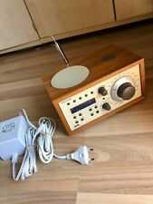 Tivoli Audio Model DAB radio AM/FM Digital by Henry Kloss