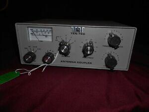 Ten-Tec model 254 Antenna coupler