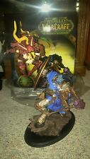 WORLD OF WARCRAFT BLOOD ELF ROGUE VS DRAENEI PALADIN DIORAMA #131/750 SIDESHOW