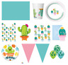 Procos Fashion Birthday PARTY RANGES - Tableware Banners Balloons & Decorations