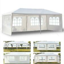 Outdoor 10'x20'Canopy Party Wedding Tent Heavy Duty Gazebo Pavilion Cater Events