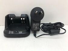 Icom Bc-193 Rapid Charger for Ic-f27sr F3002 F4002 Radio Bp265 Battery EU Plug