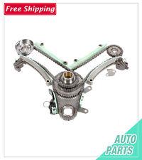 Timing Chain Kit Fits 99-04 Dodge Durango Jeep Grand Cherokee 4.7L V8 SOHC JTEC