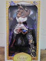 """Disney Store Beauty And The Beast Limited Edition Beast Doll 17"""""""