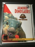 McDonald's Happy Meal 2020 Jurassic World Camp Cretaceous. Armored Dinosaurs #2