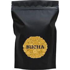 Large Kombucha Scoby Organic Bucha Brand Free Instructions + 400mL Starter Tea