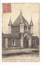 côte-d'or , château de beire-le-chatel , entrée