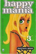 HAPPY MANIA VOLUME 3 DI 11 EDIZIONE STAR COMICS