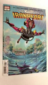 IRONHEART #1  1st Printing - Riri Williams                  / 2019 Marvel Comics