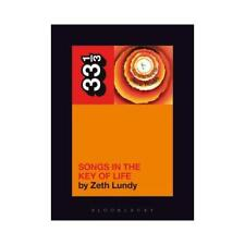 Songs in the Key of Life by Zeth Lundy