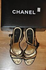 CHANEL sandals size 38