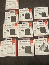 Lot 10 of Motorola Vervebuds 120 Black and White