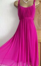 WALLIS ❤️  Size 14 P Pink dress wedding Summer ball special occasion party