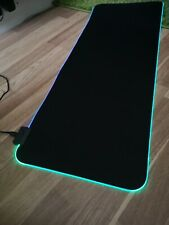 Gaming Mouse Pad Led Rgb